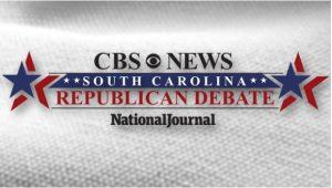 Ron Paul Blackout at CBS National Journal Republican Debate