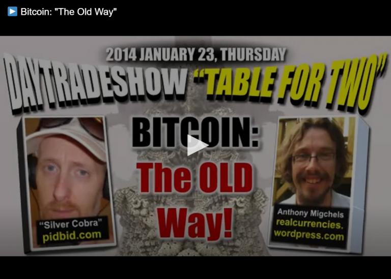 Buy Bitcoin, Crash JP Morgan