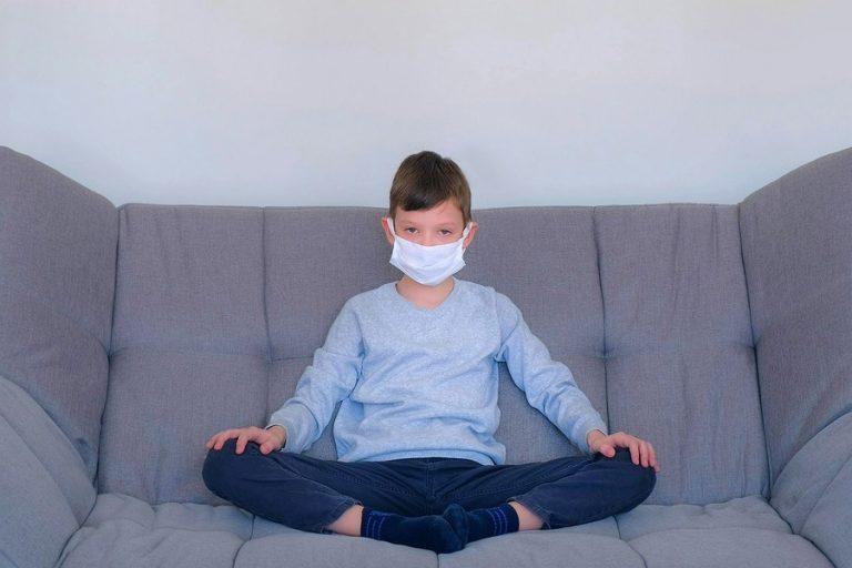 Mask Trauma – Unmask The Children